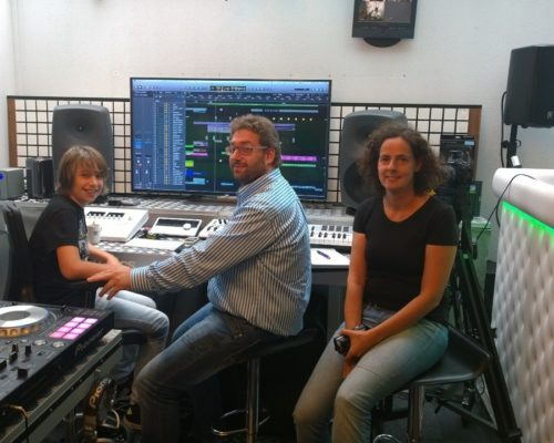 Workshop producer voor jong en oud