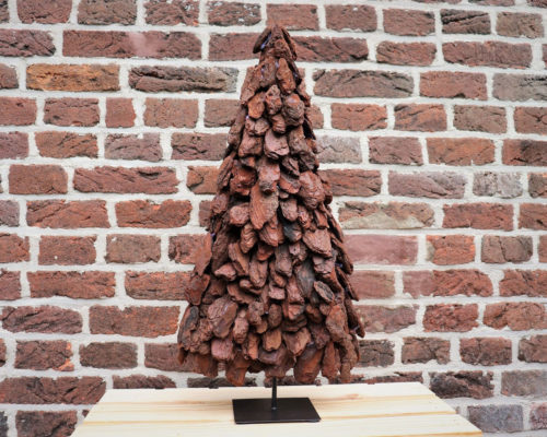 Hippe kerstboom workshop